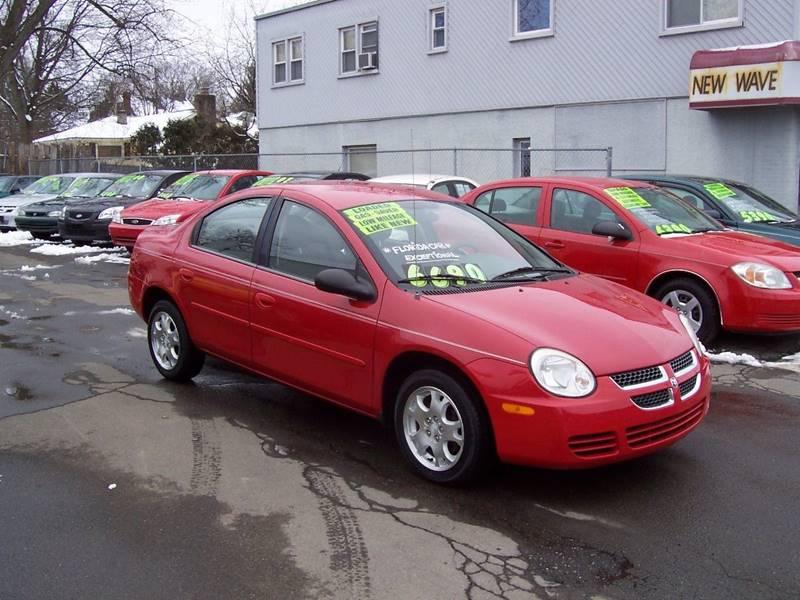 2004 Dodge Neon SXT 4dr Sedan In Endwell NY - Select Motorcars