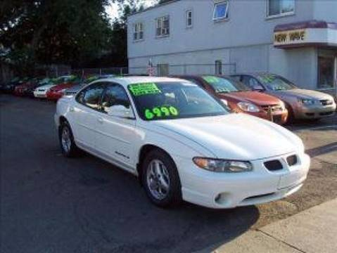 2003 Pontiac Grand Prix for sale in Endwell, NY