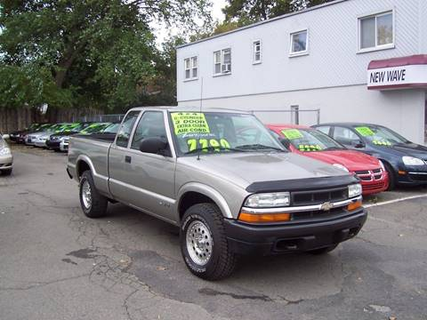 2002 Chevrolet S-10 for sale in Endwell, NY