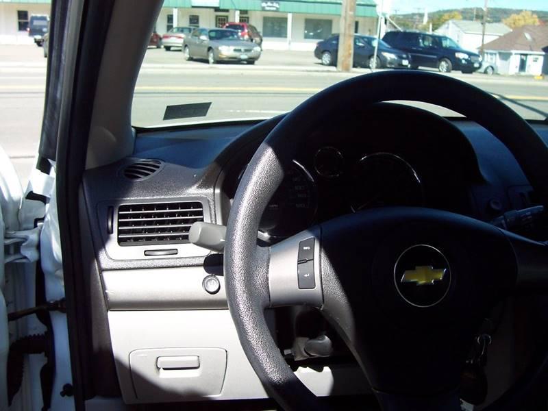 2008 Chevrolet Cobalt LT 4dr Sedan w/ Head Curtain Airbage