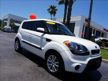 2012 Kia Soul for sale in Fort Pierce, FL