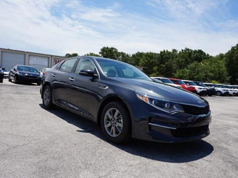 2017 Kia Optima for sale in Fort Pierce, FL