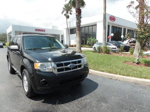 2009 Ford Escape for sale in Fort Pierce, FL