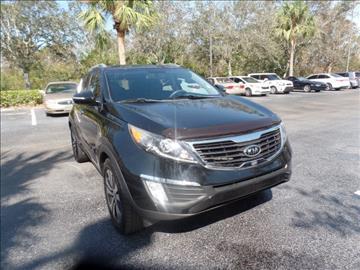 2012 Kia Sportage for sale in Fort Pierce, FL