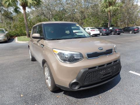 2015 Kia Soul for sale in Fort Pierce, FL