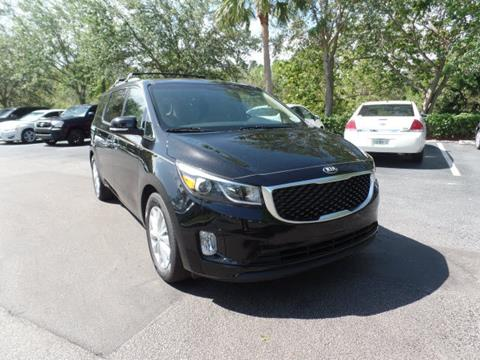 2017 Kia Sedona for sale in Fort Pierce, FL
