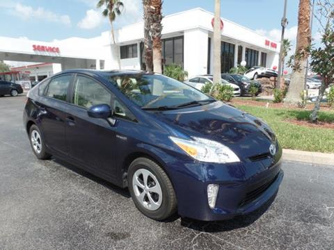 2013 Toyota Prius for sale in Fort Pierce, FL