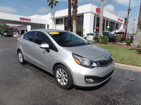 2014 Kia Rio for sale in Fort Pierce, FL