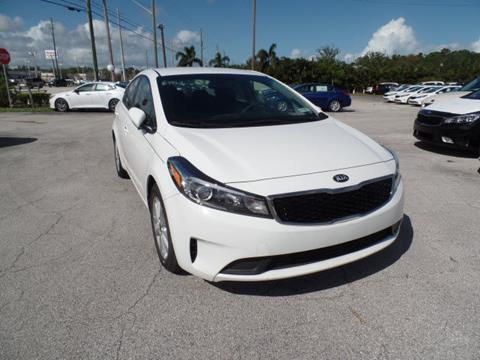 2017 Kia Forte for sale in Fort Pierce, FL