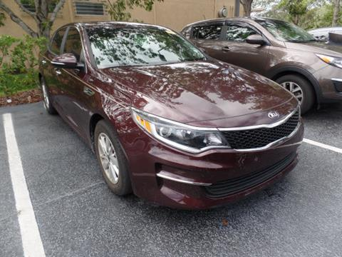 2016 Kia Optima for sale in Fort Pierce, FL