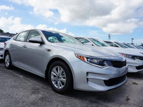 2018 Kia Optima for sale in Fort Pierce, FL