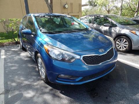 2015 Kia Forte5 for sale in Fort Pierce, FL