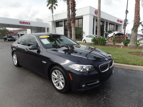 2015 BMW 5 Series for sale in Fort Pierce, FL
