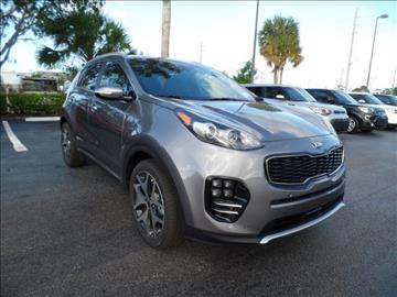 2017 Kia Sportage for sale in Fort Pierce, FL