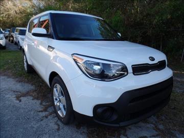 2017 Kia Soul for sale in Fort Pierce, FL