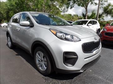 2017 Kia Sportage for sale in Fort Pierce, FL