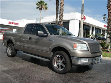 2004 Ford F-150 for sale in Fort Pierce, FL