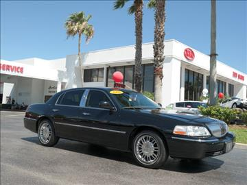 2006 Lincoln Town Car for sale in Fort Pierce, FL