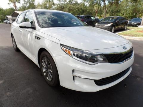 2017 Kia Optima for sale in Fort Pierce, FL