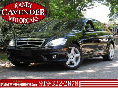 2008 Mercedes-Benz S-Class for sale in Raleigh, NC