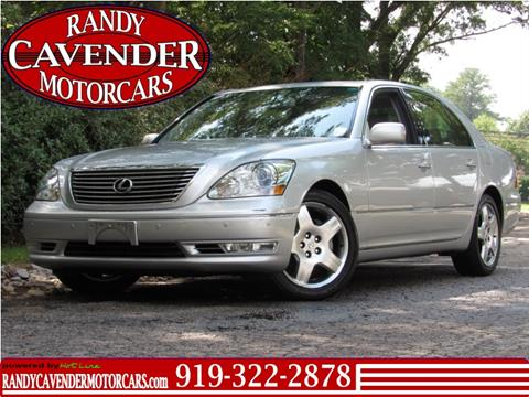 2006 Lexus LS 430 for sale in Raleigh, NC