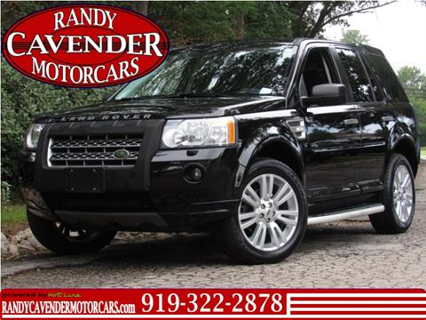 2010 Land Rover LR2 for sale in Raleigh, NC