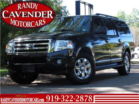 2012 Ford Expedition EL for sale in Raleigh, NC