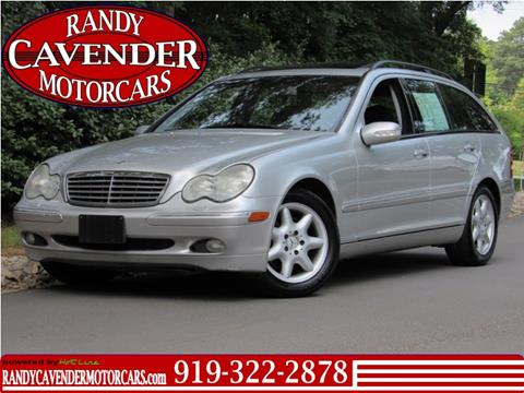 2003 Mercedes-Benz C-Class for sale in Raleigh, NC