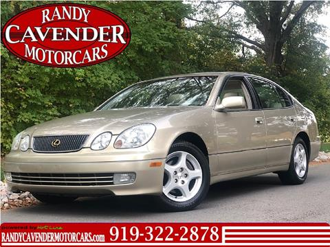 1998 Lexus GS 400 for sale in Raleigh, NC
