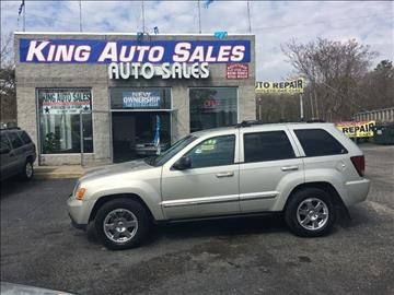 2010 Jeep Grand Cherokee for sale in Medford, NY