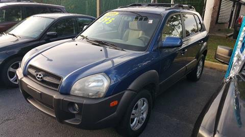2006 Hyundai Tucson for sale in Medford, NY