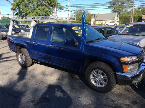 2009 GMC Canyon for sale in Medford, NY
