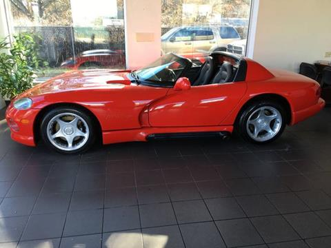 1994 Dodge Viper for sale at King Auto Sales INC in Medford NY