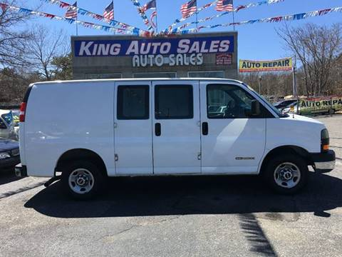 2004 GMC Savana Cargo for sale at King Auto Sales INC in Medford NY