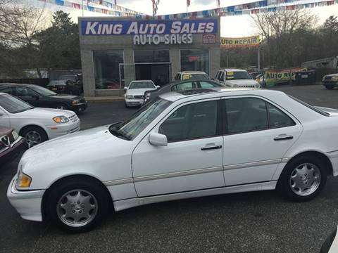 1998 Mercedes-Benz C-Class for sale at King Auto Sales INC in Medford NY