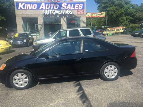 2003 Honda Civic for sale at King Auto Sales INC in Medford NY