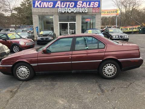 Alfa Romeo For Sale Carsforsalecom - Alfa romeo 164 for sale