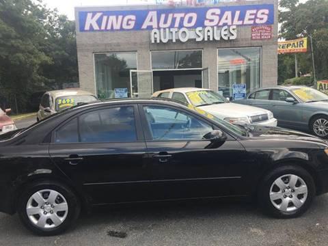2008 Hyundai Sonata for sale at King Auto Sales INC in Medford NY