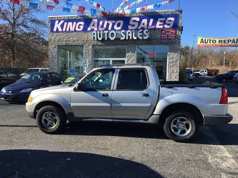 2005 Ford Explorer Sport Trac for sale in Medford, NY