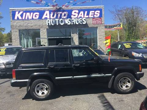 1999 Jeep Cherokee for sale in Medford, NY
