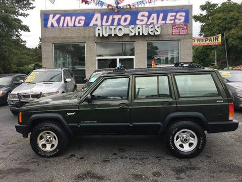 1997 Jeep Cherokee for sale in Medford, NY