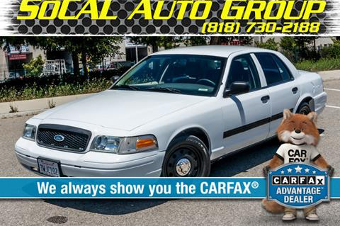 2010 Ford Crown Victoria for sale in Reseda, CA