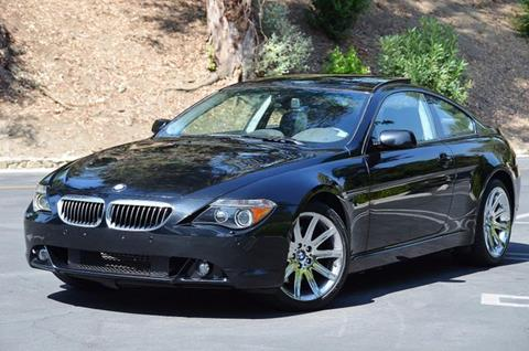 2005 BMW 6 Series for sale in Reseda, CA