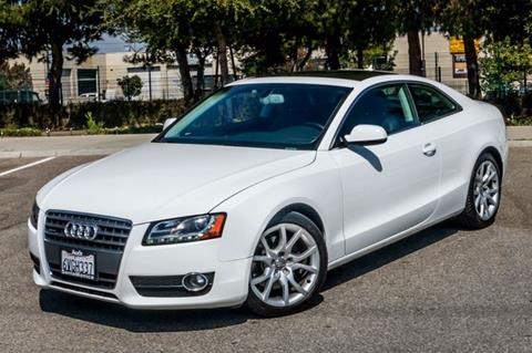2012 Audi A5 for sale in Reseda, CA