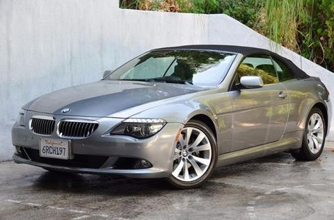 2008 BMW 6 Series for sale in Reseda, CA