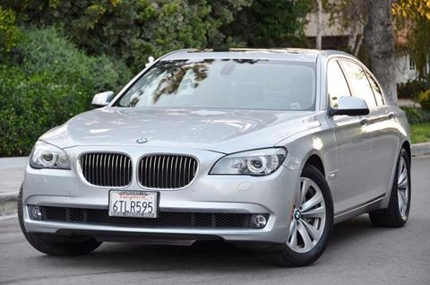 2011 BMW 7 Series for sale in Reseda, CA