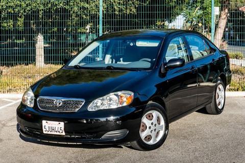 2005 Toyota Corolla for sale in Reseda, CA