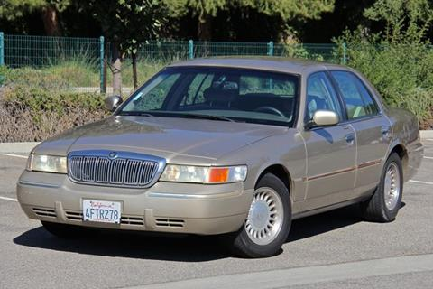 1999 Mercury Grand Marquis for sale in Reseda, CA