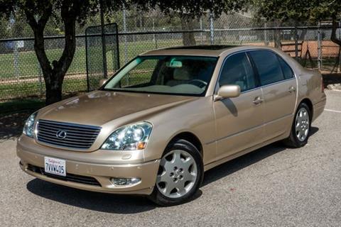 2003 Lexus Ls430 >> 2003 Lexus Ls 430 For Sale In Reseda Ca