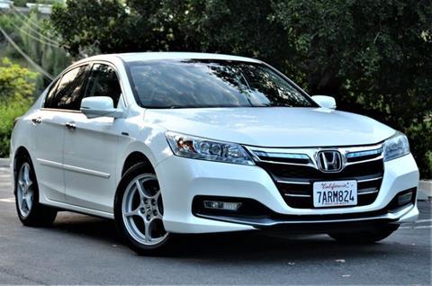 2014 Honda Accord Plug-In for sale in Reseda, CA